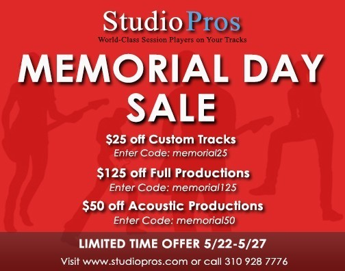 SP Memorial Day Ad